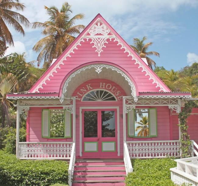pinkhouse